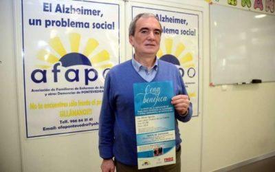 Cena contra el Alzheimer