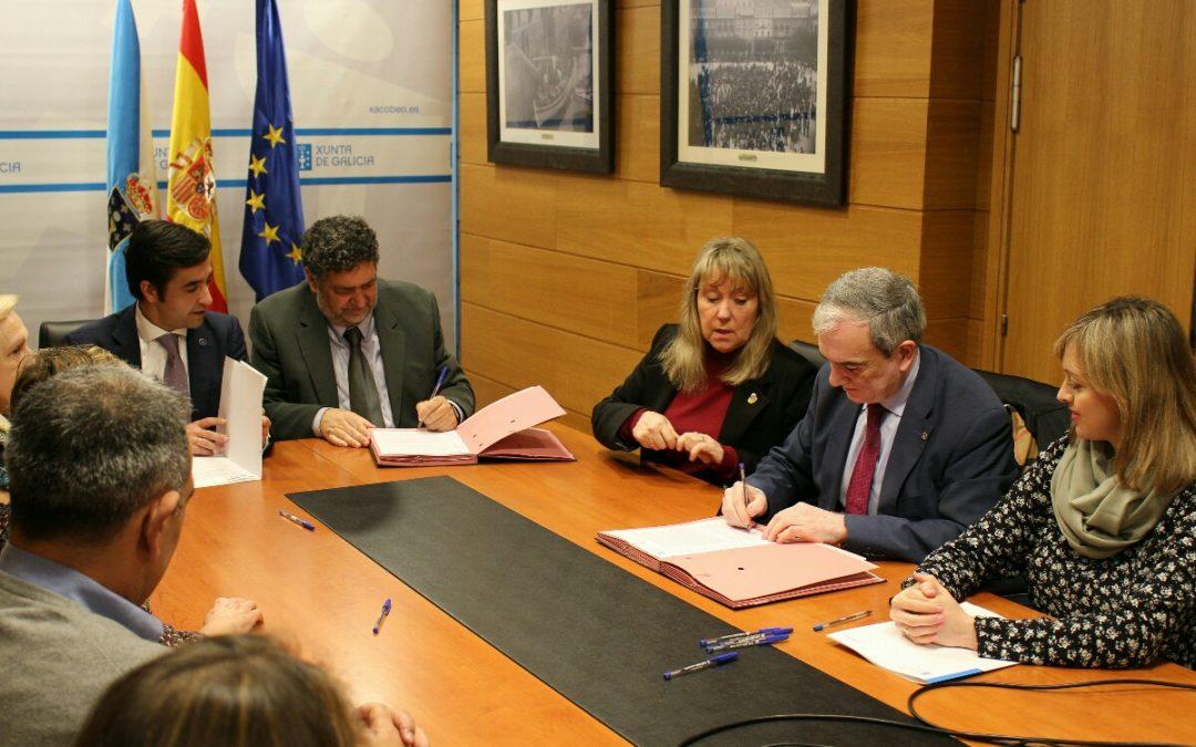 AFAPO llevará a cabo  el servicio terapéutico en el ayuntamiento de Marín