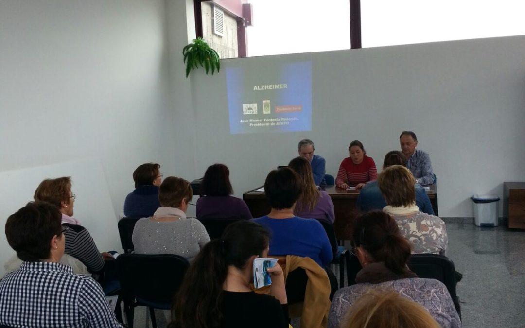 """Programa Red Paraguas"" en Vila de Cruces"